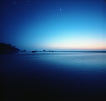 The Twilight Galaxy
