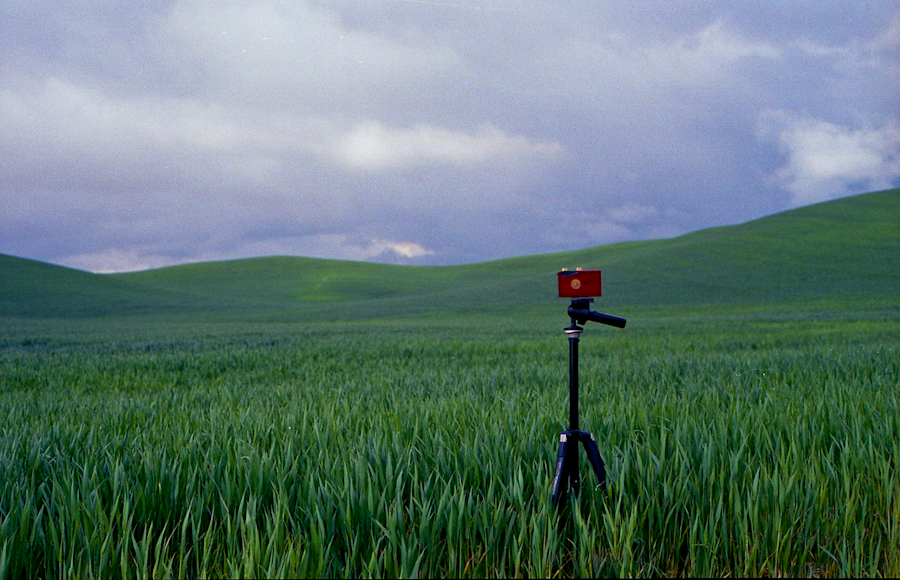 Behind the Scenes: Palouse Edition